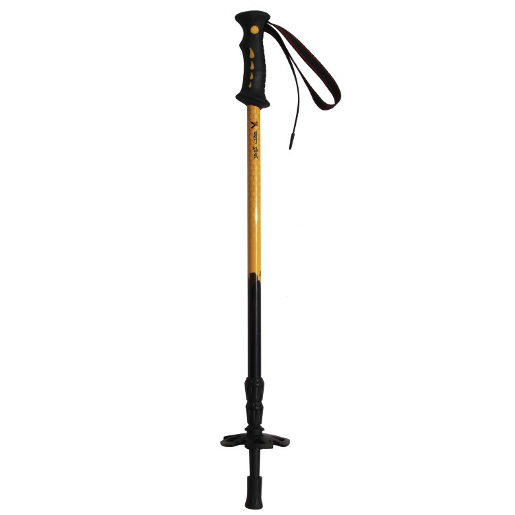 Adjustable Twist Lock Trekking pole - Bee pattern
